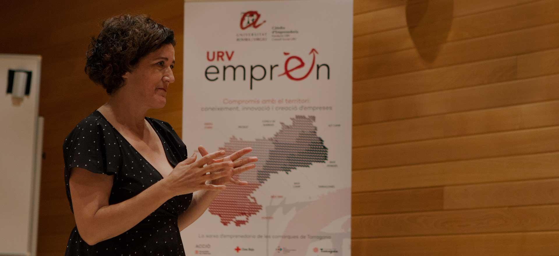 URV Emprèn xarxa d'emprenedoria de Tarragona Reus Terres de l'Ebre i El Vendrell