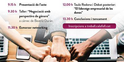 Primera Jornada Dona i Empresa a Calafell