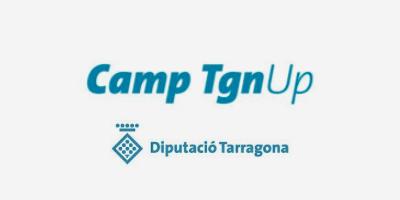 Camp de Tgn Up - emprenedoria amb la Diputació de Tarragona