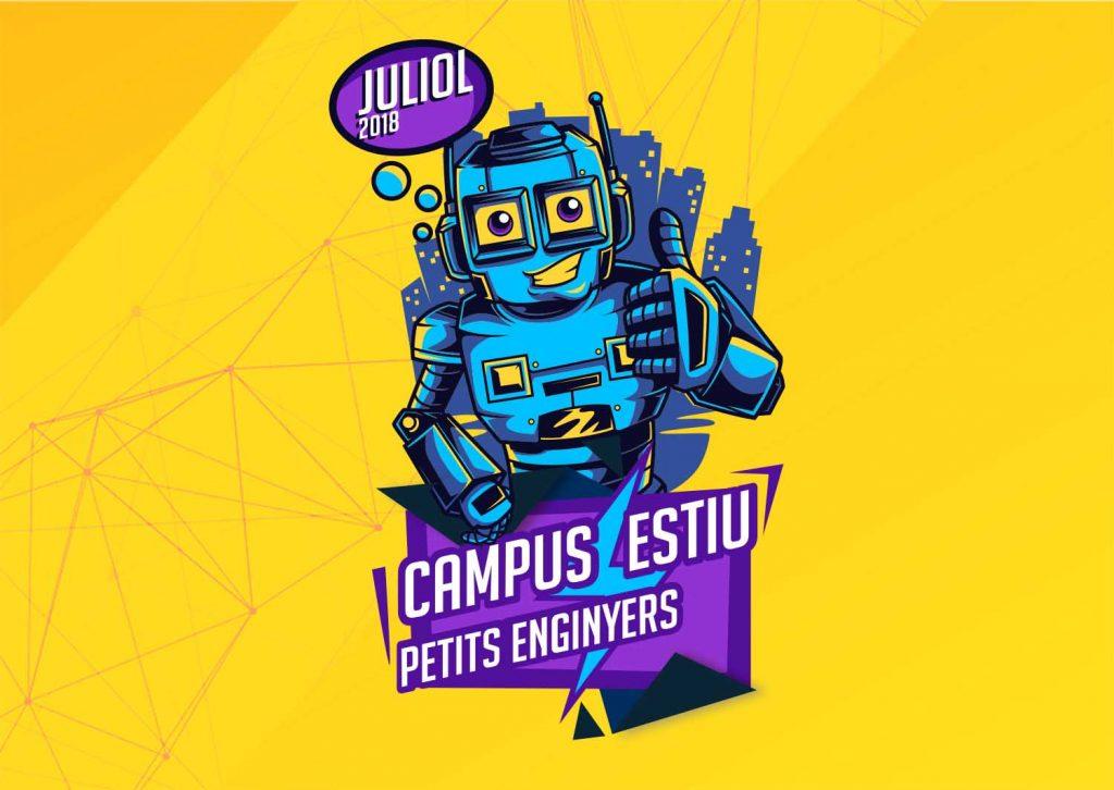 Campus Estiu Petits Enginyers 2018