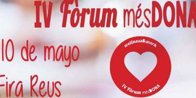 iv forum mes dona 2018 reus