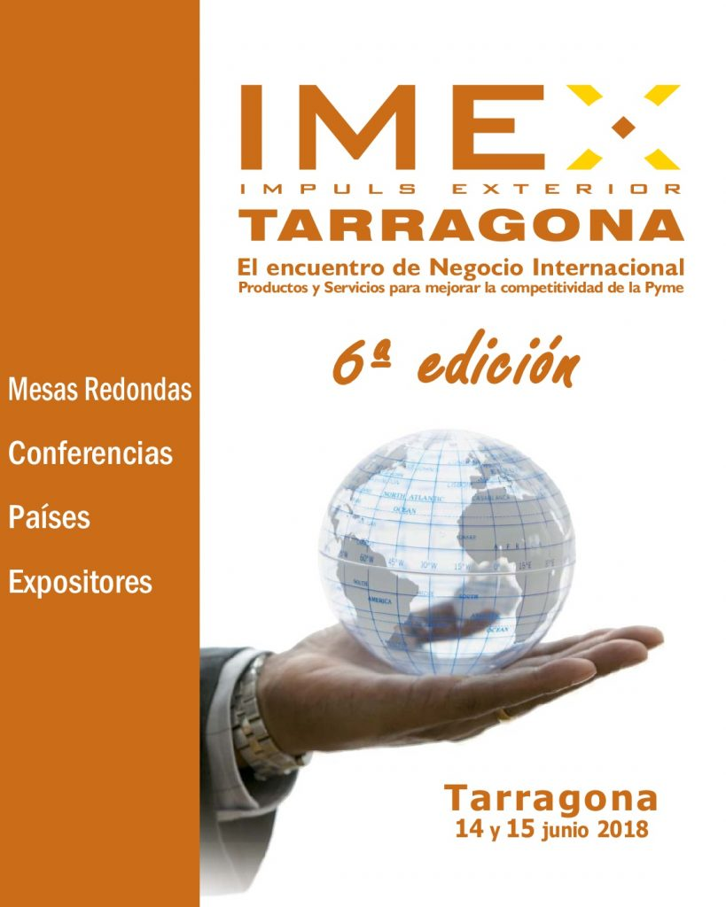 Fira IMEX-Impuls Exterior Tarragona