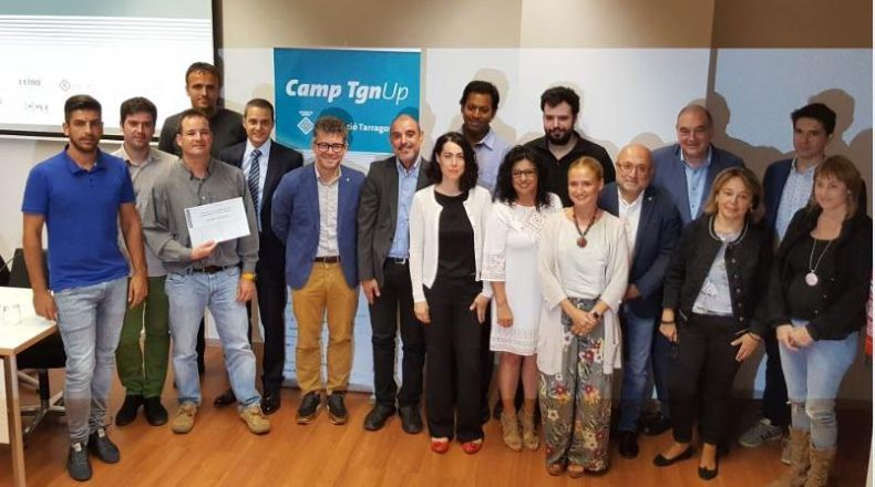 L'Acceleradora Camp Tgn Up