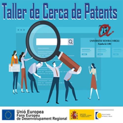 Taller de Cerca de Patents