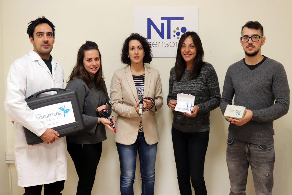 Nanosensors de Tarragona als cinc continents