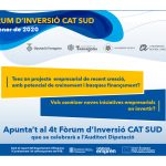 4t Fòrum d'Inversió CAT SUD