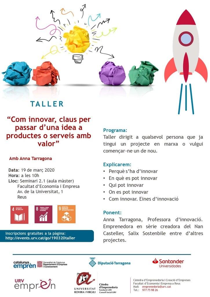 innovar innovar, claus per passar d'una idea a productes o serveis amb valor